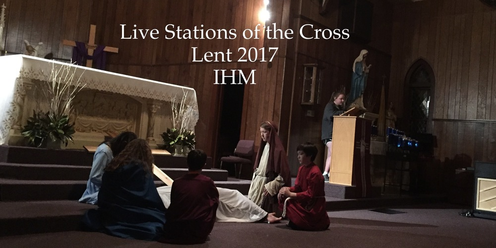 CYM - Stations of the Cross