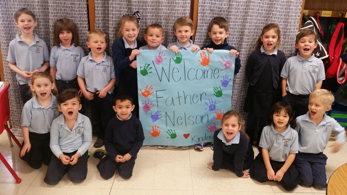 Welcome to IHM Father Nelson!