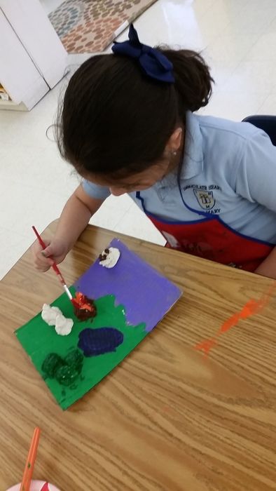 Painting our landforms