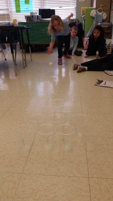 Fraction bowling