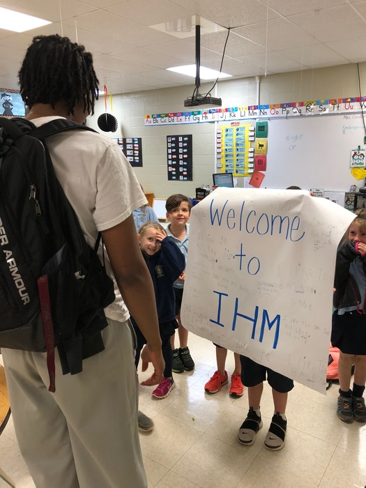 Welcome to IHM!