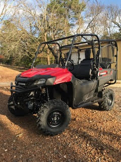 2017 Honda Pioneer 700-4 SIDE BY SIDE